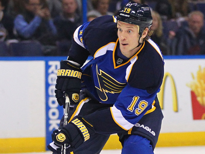 Should the Oilers target the St. Louis Blues and Jay Bouwmeester?