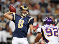 Pigskin Picks - Rams seem poised to take out the Bears, in upset special