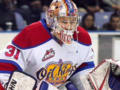 Brossoit carries Oil Kings to another road victory