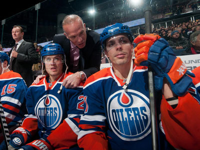 Is this the end of the line for the Oilers and Kelly Buchberger?