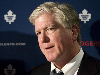 Report card for Leafs