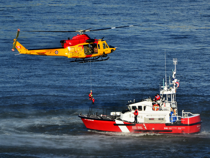 Prime Minister announces renewal of Canadian Coast Guard fleet