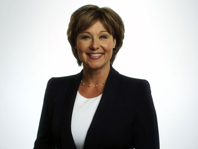 Get real Christy Clark