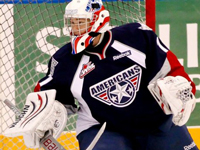 Comrie stands tall in Americans win over Royals