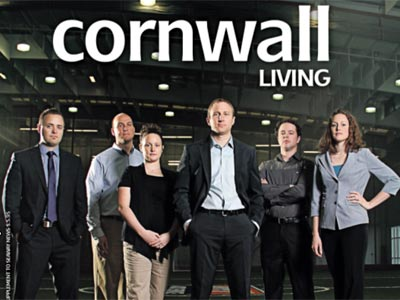Seaway News, City release Cornwall Living magazine