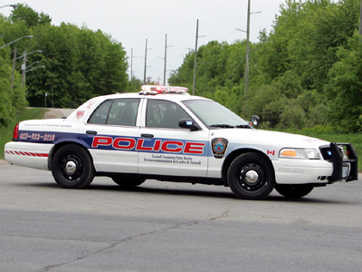 Cornwall Police Service: Official Media Release - July 15, 2011
