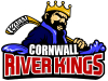 Cornwall River Kings unveil new logo