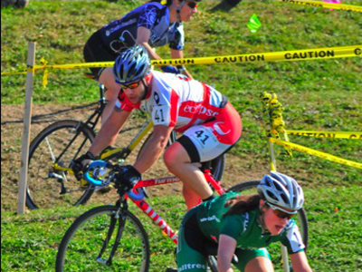 A morning of Cyclocross racing coming to Cornwall
