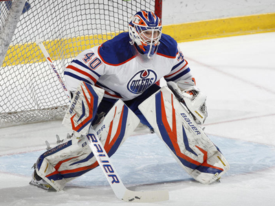 Oilers show faith in Dubnyk and Petry, Gagner headed for arbitration