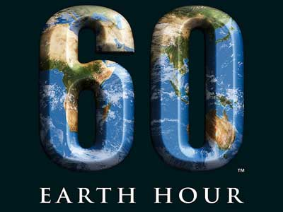 Kilger urges residents, businesses to take part in Earth Hour