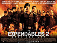The Movie Guy: EXPENDABLES 2 much fun for just 1 movie!