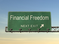 The ultimate goal of personal finance is to become financially independent
