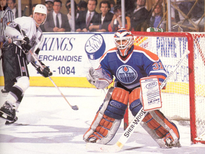 Oilers History: The Fall and Rise of Grant Fuhr - The Staged Retirement