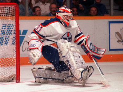 Oilers History: The Fall and Rise of Grant Fuhr - The Suspension and the Comeback