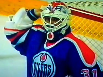 Oilers History: Battle of Alberta - 1988 Smythe Division Final (Game One)