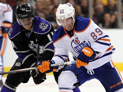 Oilers have a very tough decision to make on Sam Gagner