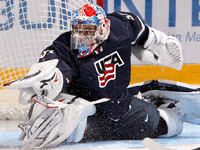 Previewing the US U20 WJC Roster: Goaltenders