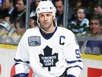 Five Questions with Doug Gilmour