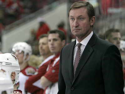 Could Wayne Gretzky be the Edmonton Oilers next head coach?