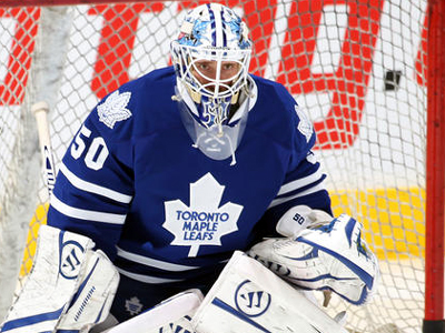The Monster shines again as Leafs edge Pens