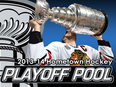 Hometown Hockey NHL Playoff Pool - Join Today