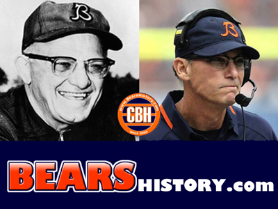 SNAPSHOT -  Bears Trestman following in footsteps of Halas