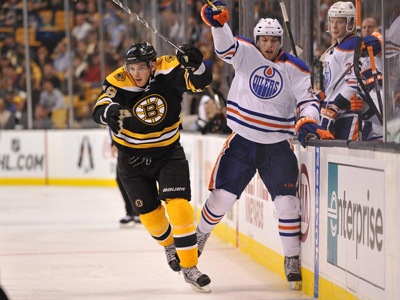 Oilers Hall has outclassed Bruins Seguin, in Taylor vs Tyler debate