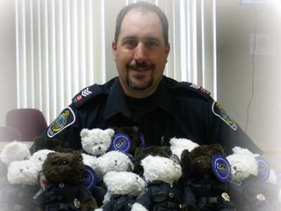 Cornwall Police Hero Bears are now for sale