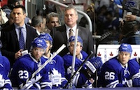 Leafs poised for improvement despite losing in Horachek