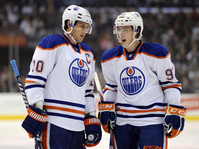 Shawn Horcoff, the Edmonton Oilers and compliance buyouts