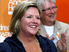 Andrea Horwath hopes to be first woman Premier of Ontario
