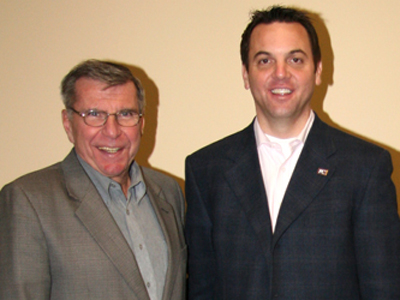 Ontario PC Leader Hudak to visit Cornwall, campaign with Lauzon