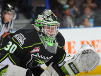Lazar lifts Oil Kings to easy win over Rebels