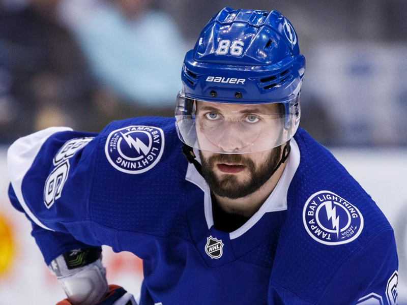 Nikita Kucherov named Hart Trophy finalist