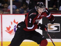 Blazers no match for Kulak and the Vancouver Giants