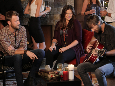"Lady Antebellum takes home ""Breakthrough Award"" at 2012 Billboard Touring Awards"