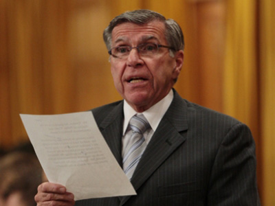 Lauzon announces Federal support for Cornwall seniors