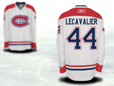 Lecavalier to wear number 44 with the Montreal Canadiens?