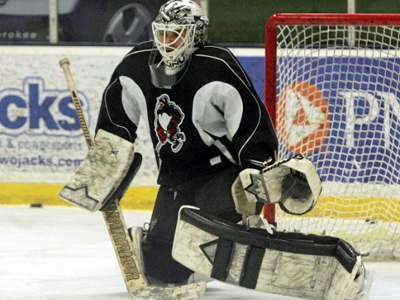 Mannino gets shutout over Admirals