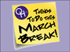 Your guide to March Break 2011 in Cornwall and S, D and G