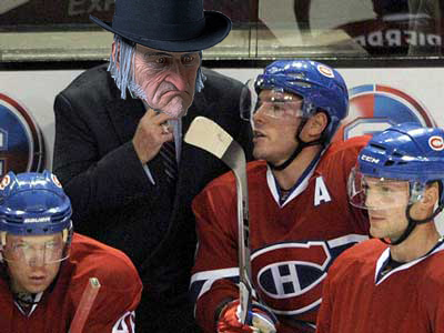 The Good Bad and Ugly - Jacques Martin is like Scrooge behind the Habs