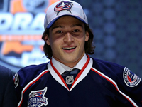 Blue Jackets prospect Milano to play with OHL Whalers