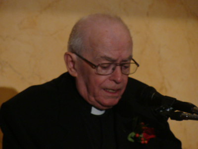 Cornwall and Area is mourning the loss of Msgr. Rudy Villeneuve