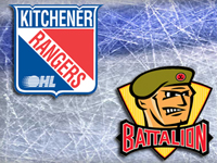 Battalion hand Rangers 4-1 loss