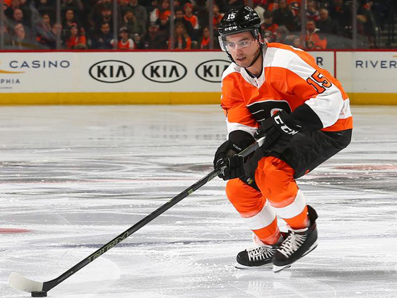 Niskanen fined for actions in Flyers game against Blue Jackets
