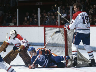 Oilers History: The Opening Act – 1981 Playoffs Montreal vs Edmonton
