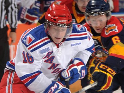Kitchener Rangers forward picked by Hurricanes