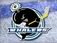 Plymouth Whaler participate in EA Sports NHL 14 launch