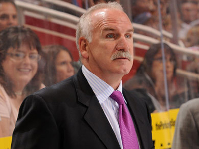 Chicago Blackhawks extend Quenneville through 2016-17