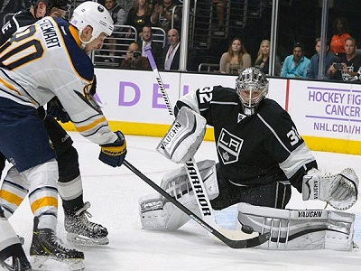 Good, Bad and Ugly: Sabres vs Los Angeles Kings